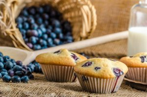 "Use fresh fruit to ""healthify"" your holiday baked goods"