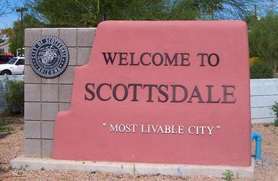 Welcome to Scottsdale!