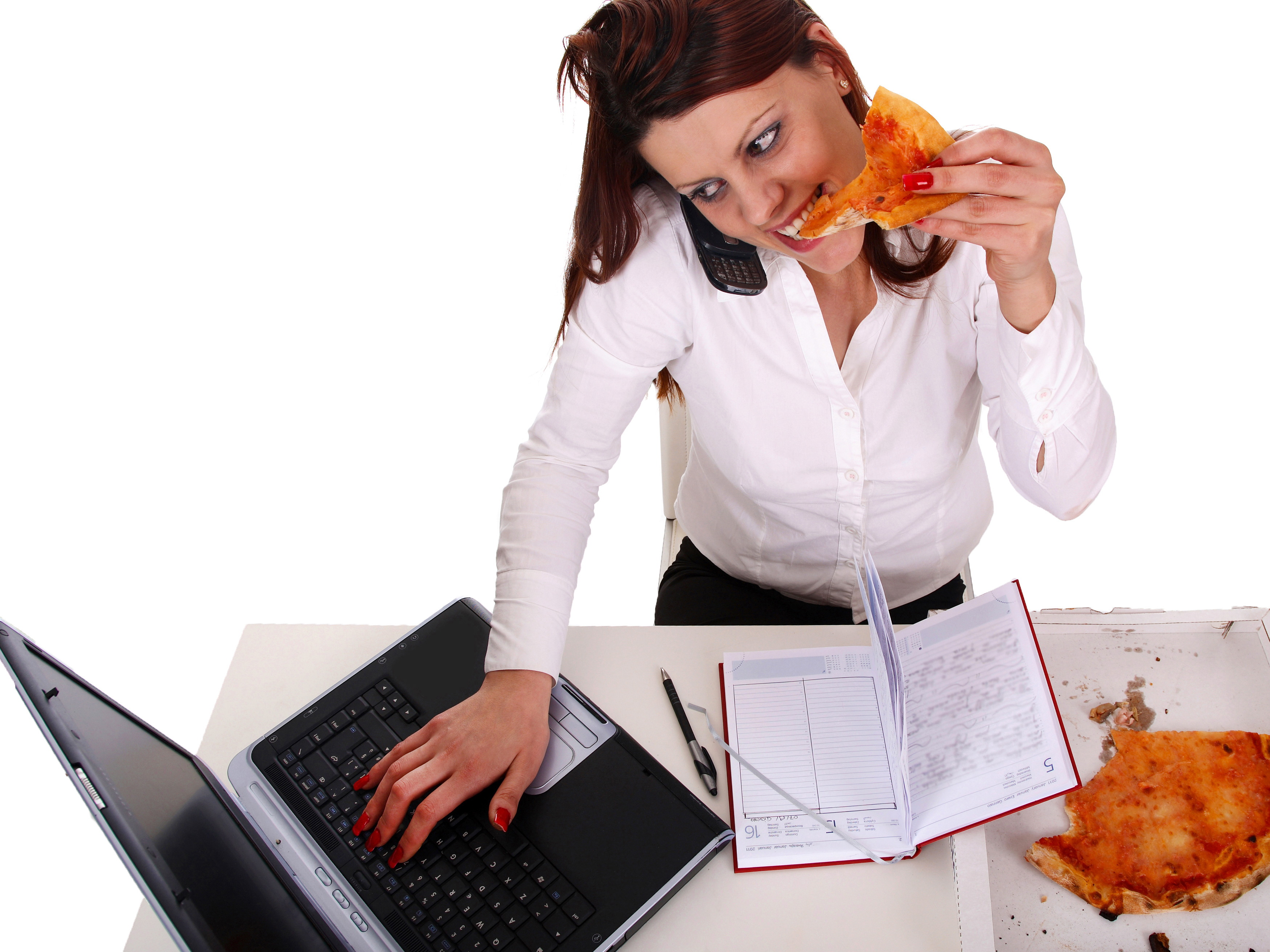 Do you crave pizza when you are stressed? It's likely a learned behavior.